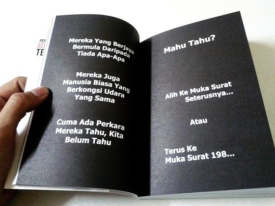 Buku Apa Saya Perhatikan